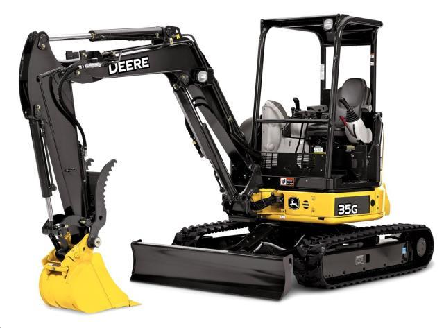 Rent Dirt - Mini Excavators