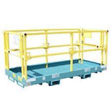 Rent Forklift Work Platform