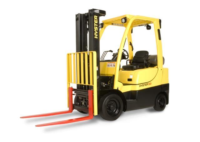 Rent Forklift - Industrial