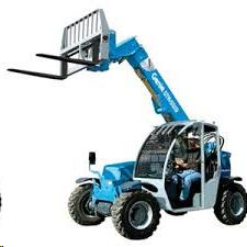 Rent Forklift - Ext Reach 5k