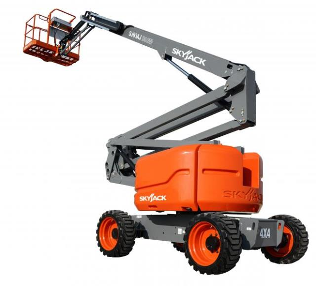 Rent Aerial Knuckle Boom