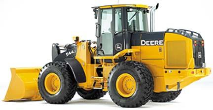 Rent Dirt - Wheel Loaders