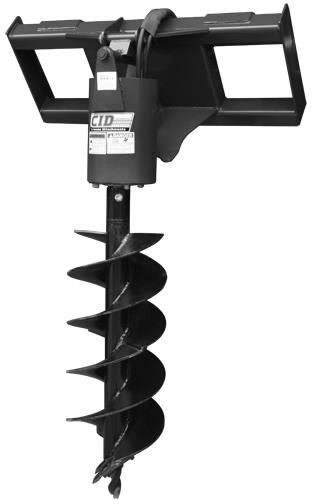 Rent Dirt - Skdstr Auger Head