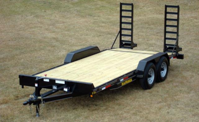 Rent Trailer - Ramp/tandem Axle/flatbed
