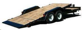 Rent Trailer - Tilt/tandem/flatbed