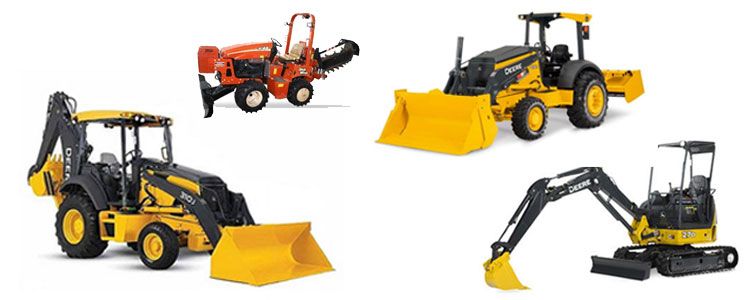 Equipment rentals in the Phoenix Metro Area